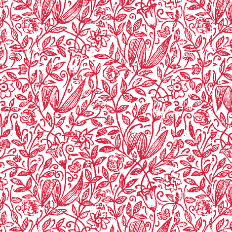 Summer Dress Dominion fabric by amyvail on Spoonflower - custom fabric