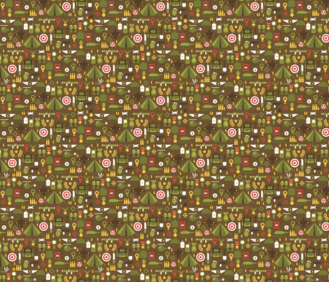 military fabric by krolja on Spoonflower - custom fabric