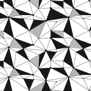 reticulated grid