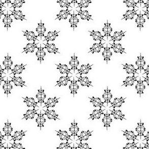 Ethno Snowflakes