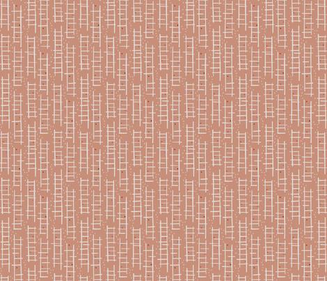 Ladder pattern fabric by rachelmacdonald on Spoonflower - custom fabric