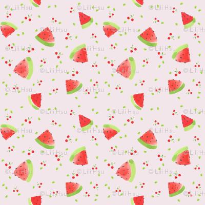 summer watermelon (pink)
