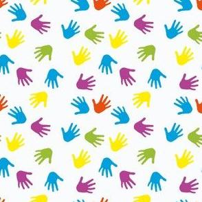 Children's palms