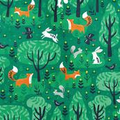 P1_Emerald forest-2-texture - 50cm -2