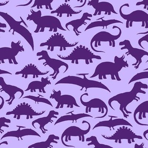 Dinos Purple Mono big
