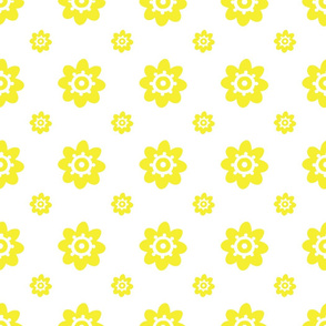 flower pattern yellow-01