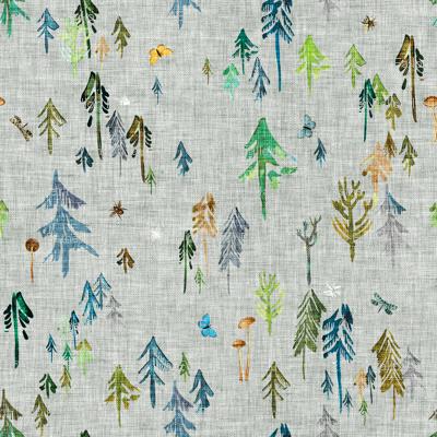 Pine Forest (sage) MED