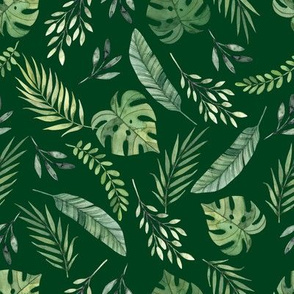 Mystical Greens