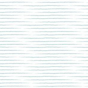 Summer Stripes - Light Blue