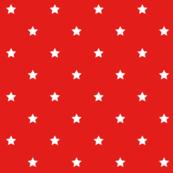 bright red stars E31D1A