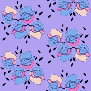 Bugambilia Purple