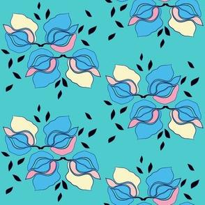 Bugambilia Turquoise