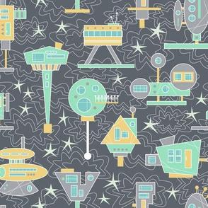 Alien Architecture (Universe)