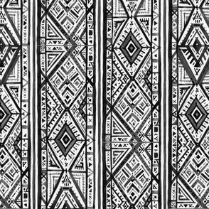 Boho. Geometric background