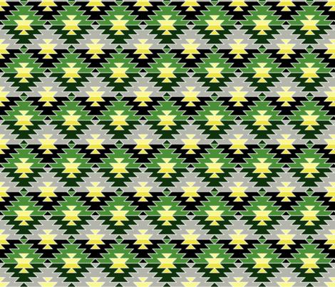 07753320 : jagged diamond : caprican fabric by sef on Spoonflower - custom fabric