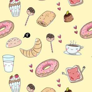 Muster sweeties fertig  version 7 gelb