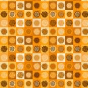 Southwest Del Sol - Orange