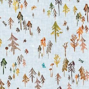 Pine Forest (autumnal) MED