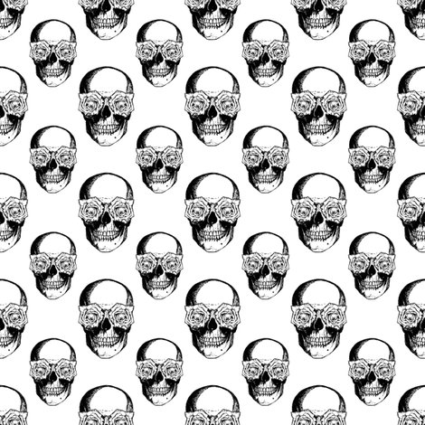 Rskull_and_roses_black_and_white_by_eclectic_at_heart_shop_preview