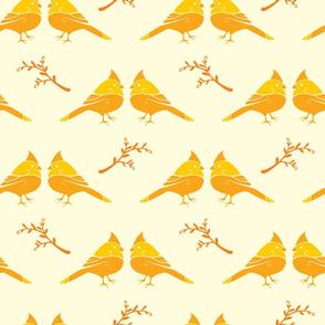 Canary Sunrise