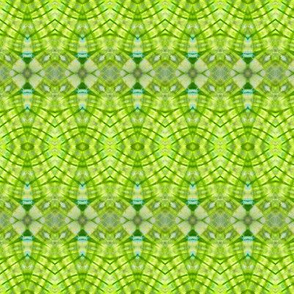 Lime Green Ripples
