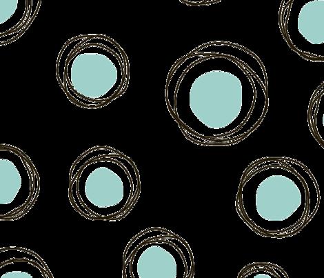 small_child round __ fabric by zverevaka on Spoonflower - custom fabric