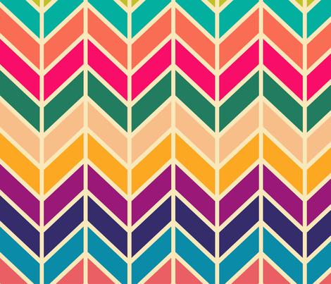 tempo fabric by zverevaka on Spoonflower - custom fabric