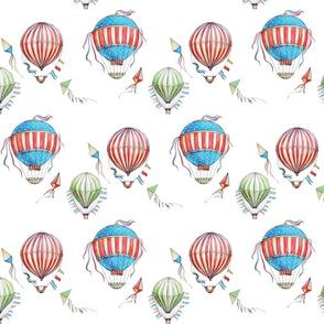 Retro air balloons 2