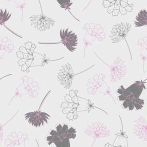 Dahlias & Carnations