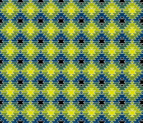07755709 : jagged diamond : firefly fabric by sef on Spoonflower - custom fabric