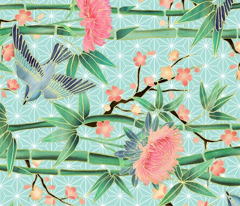 Rjapanese_pattern_base_plain_background_mint_2_small-rotated_shop_preview