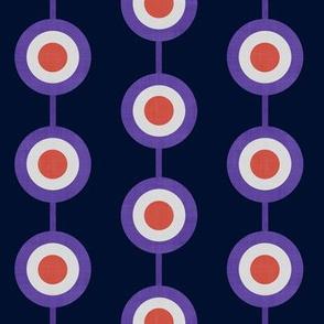 Bullseye Mod Dots