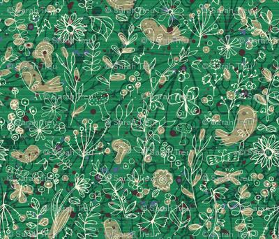Emerald Forest FieldJournal