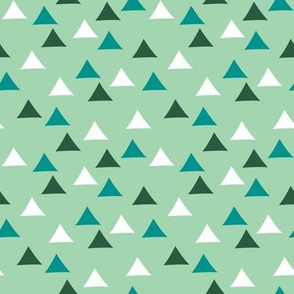 Tent Triangles (Spring)