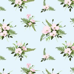 Woodland Bouquet Sky