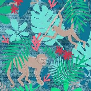 Emerald Forest Monkeys