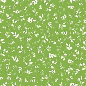 Woodland Leaf Toss Grass