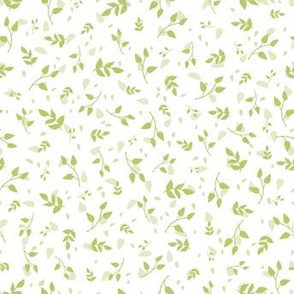 Woodland Leaf Toss Moss