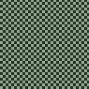 JP17 - Tiny Sage Green Checks