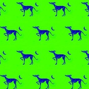 """Dog walking after midnight -martingale 1"""" to 2"""""""