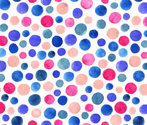 dots fabric by svetlana_prikhnenko on Spoonflower - custom fabric