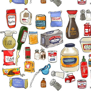 Foodie Icons 3300