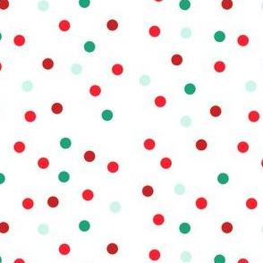 AquaRed Sloppy Dots