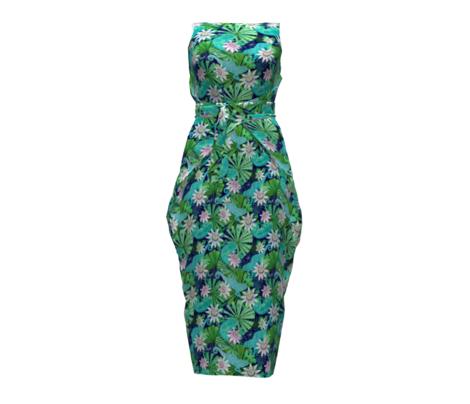 Emerald Canopy for Aqua Chameleon (navy)
