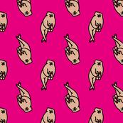 X fingers