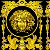 Rspoonflower-clock-medusa-horses-gold_shop_thumb