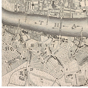London Plan 18th Century