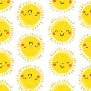 Moghrey mie ghrian (Good morning sunshine)