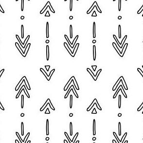 ethnic arrows