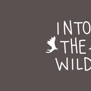Into The Wild - Pillow Panel